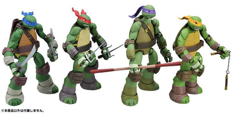 Kaiyodo - Revoltech - Teenage Mutant Ninja Turtles: Leonardo - Marvelous Toys - 6