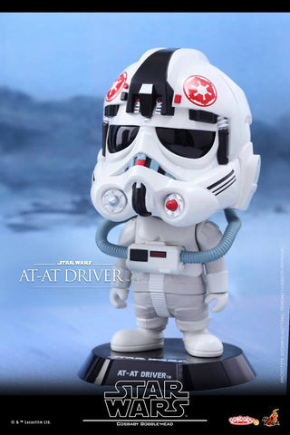 Hot Toys - COSB309 - Star Wars - AT-AT Driver Cosbaby Bobble-Head - Marvelous Toys - 1