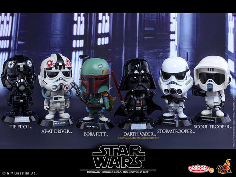 Hot Toys - COSB311 - Star Wars Cosbaby Bobble-Head Series Set - Marvelous Toys - 2