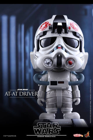 Hot Toys - COSB309 - Star Wars - AT-AT Driver Cosbaby Bobble-Head - Marvelous Toys - 2