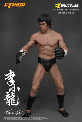 Storm Collectibles - 1/12th Scale Premium Figure - Bruce Lee The Martial Artist Series No.2 - Marvelous Toys - 1