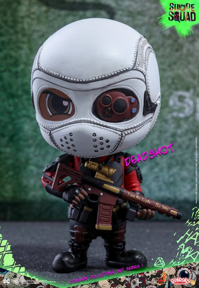 Hot Toys - COSB321 - Suicide Squad - Cosbaby Collectible Set Series 1 - Marvelous Toys - 3