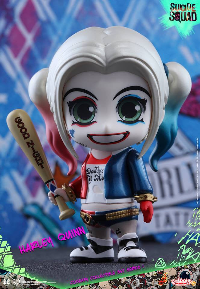 Hot Toys - COSB321 - Suicide Squad - Cosbaby Collectible Set Series 1 - Marvelous Toys - 4