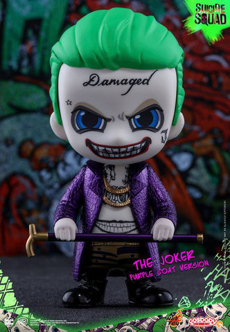 Hot Toys - COSB316 - Suicide Squad - The Joker (Purple Coat Version) Cosbaby - Marvelous Toys