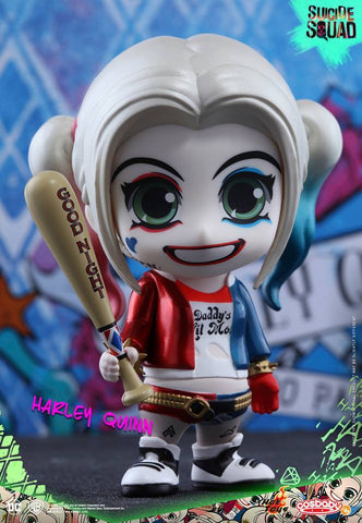 Hot Toys - COSB318 - Suicide Squad - Harley Quinn Cosbaby - Marvelous Toys