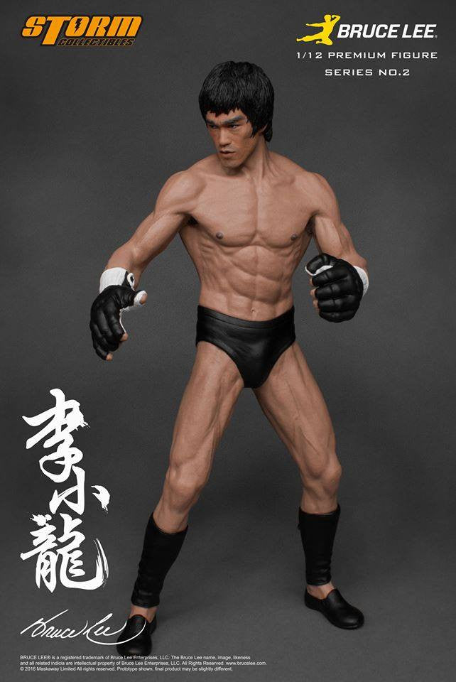 Storm Collectibles - 1/12th Scale Premium Figure - Bruce Lee The Martial Artist Series No.2 - Marvelous Toys - 3