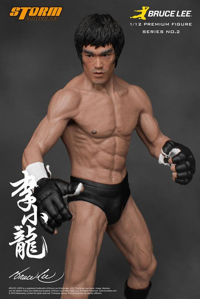Storm Collectibles - 1/12th Scale Premium Figure - Bruce Lee The Martial Artist Series No.2 - Marvelous Toys - 4