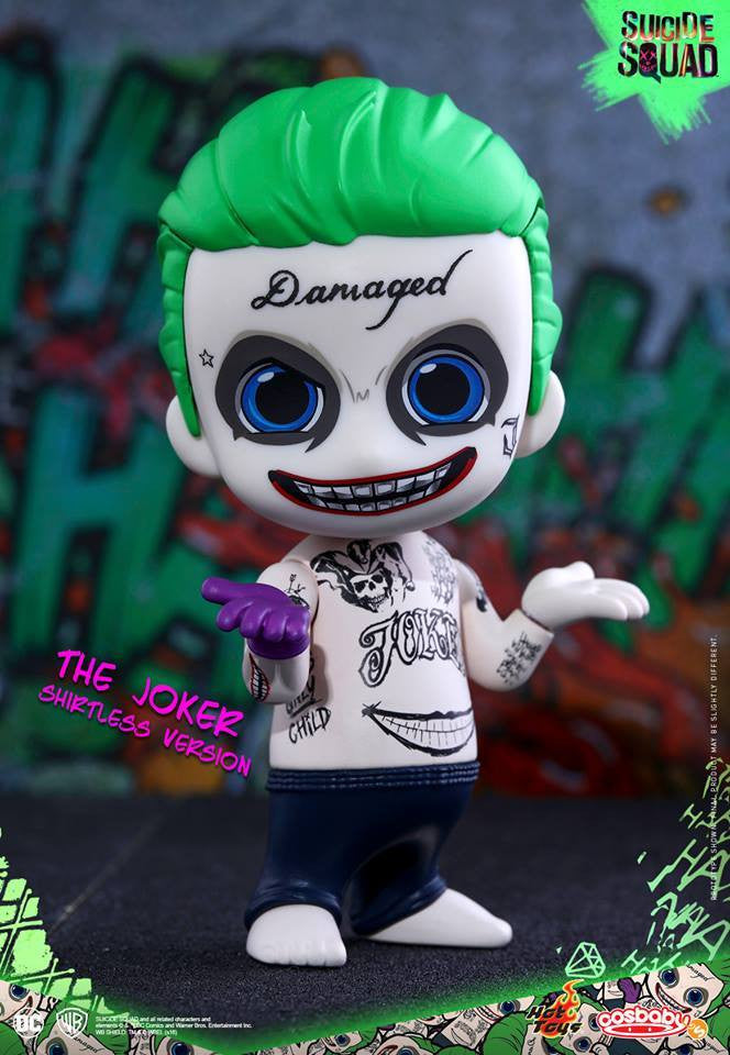 Hot Toys - COSB314 - Suicide Squad - The Joker (Shirtless Version) Cosbaby - Marvelous Toys - 2