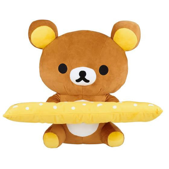 Bandai Online Exclusive - Rilakkuma PC Cushion - Marvelous Toys - 7