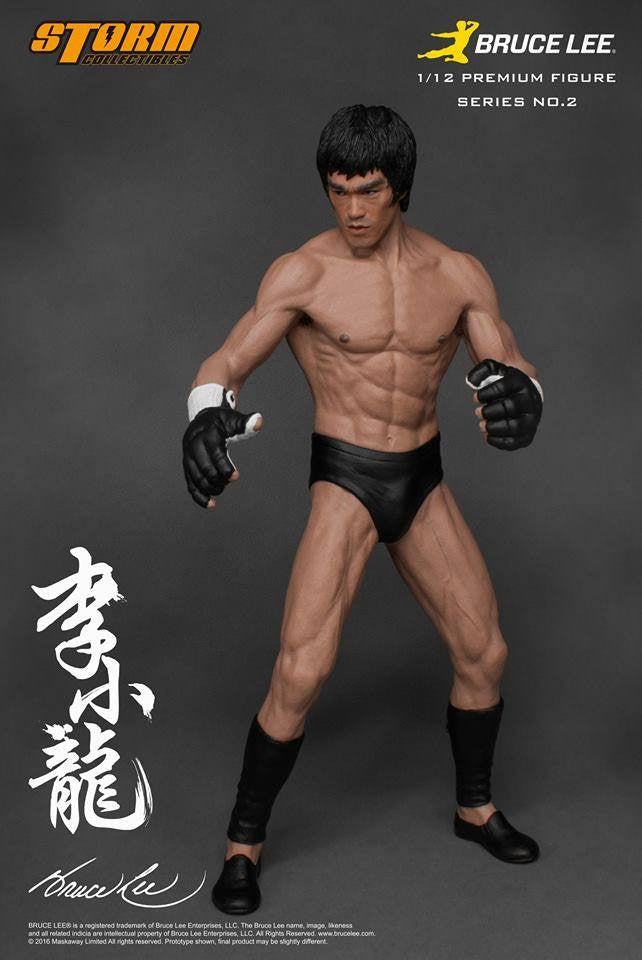Storm Collectibles - 1/12th Scale Premium Figure - Bruce Lee The Martial Artist Series No.2 - Marvelous Toys - 5