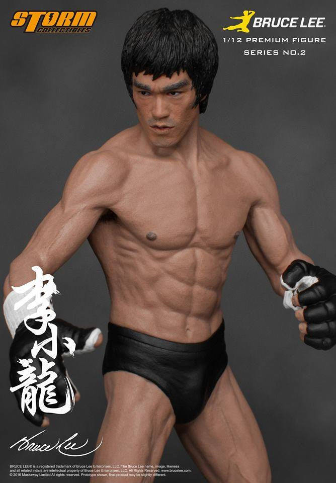 Storm Collectibles - 1/12th Scale Premium Figure - Bruce Lee The Martial Artist Series No.2 - Marvelous Toys - 7