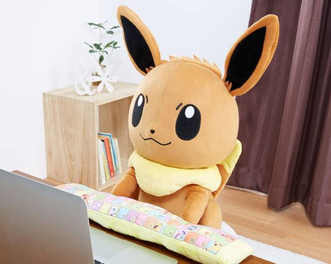 Bandai Online Exclusive - Eevee PC Cushion - Marvelous Toys - 1