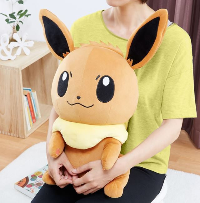 Bandai Online Exclusive - Eevee PC Cushion - Marvelous Toys - 2