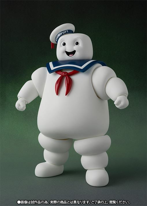 S.H.Figuarts - Ghostbusters - Stay Puft Marshmallow Man (TamashiiWeb Exclusive) - Marvelous Toys - 1