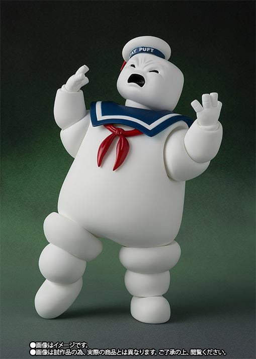 S.H.Figuarts - Ghostbusters - Stay Puft Marshmallow Man (TamashiiWeb Exclusive) - Marvelous Toys - 2
