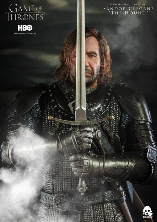 "ThreeZero - Game of Thrones - Sandor Clegand ""The Hound"" - Marvelous Toys - 2"