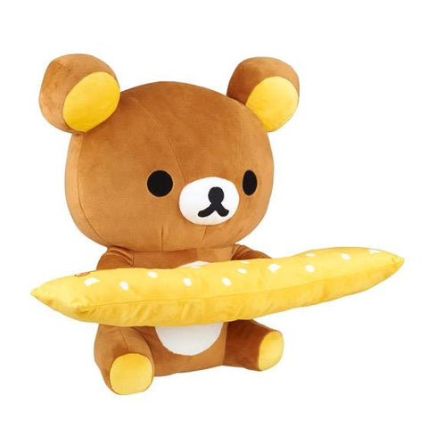 Bandai Online Exclusive - Rilakkuma PC Cushion - Marvelous Toys - 2