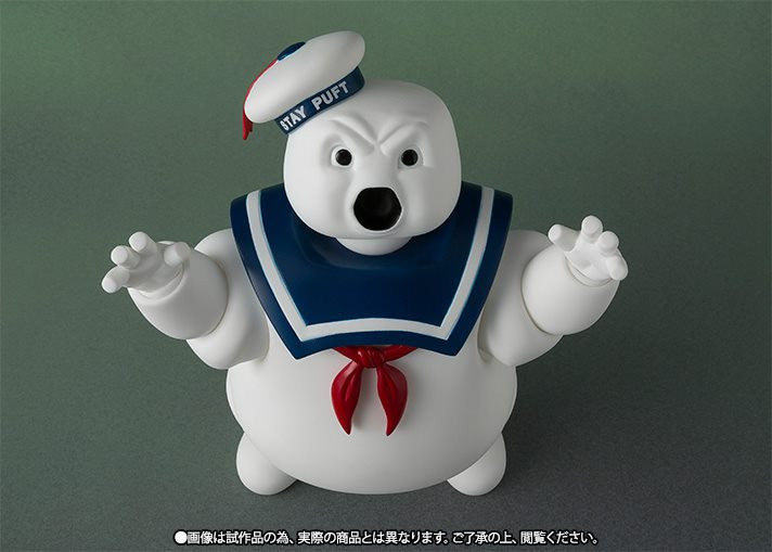 S.H.Figuarts - Ghostbusters - Stay Puft Marshmallow Man (TamashiiWeb Exclusive) - Marvelous Toys - 3
