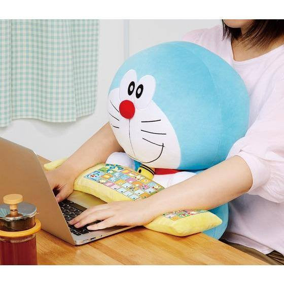 Bandai Online Exclusive - Doraemon PC Cushion - Marvelous Toys - 1