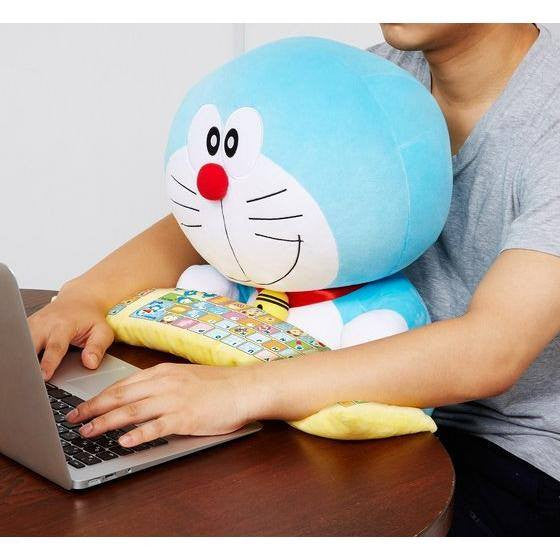 Bandai Online Exclusive - Doraemon PC Cushion - Marvelous Toys - 5