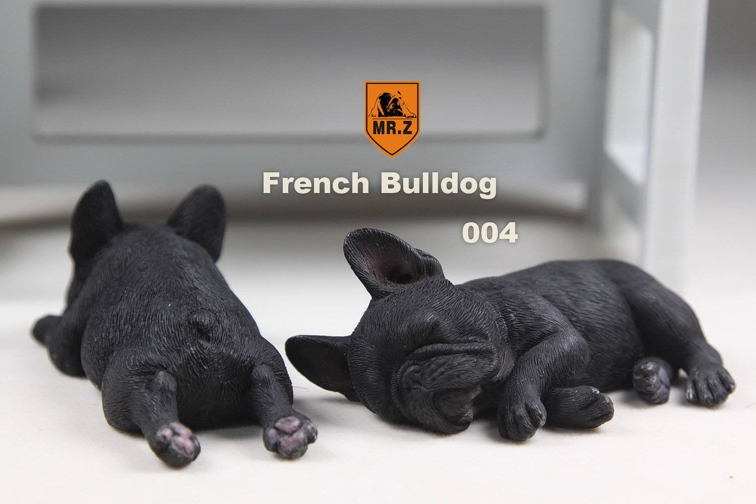 MR.Z - Real Animal Series No.9 - 1/6th Scale French Bulldog (Sleep Mode) 001-005 - Marvelous Toys - 18