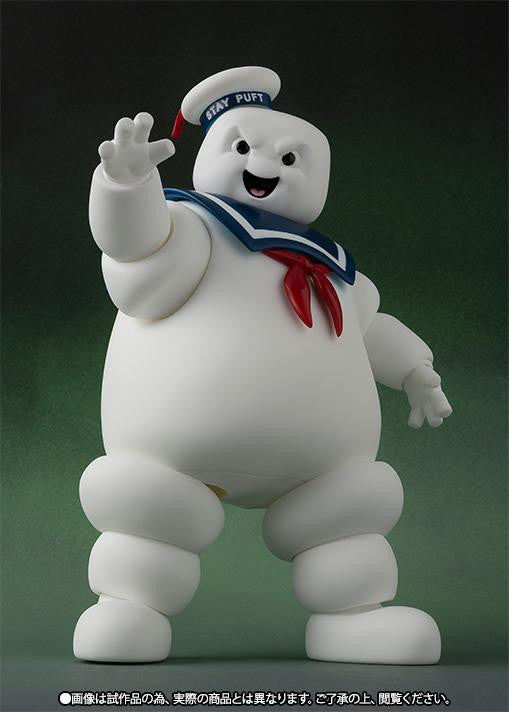 S.H.Figuarts - Ghostbusters - Stay Puft Marshmallow Man (TamashiiWeb Exclusive) - Marvelous Toys - 4