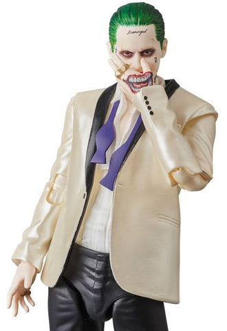MAFEX No.039 - Suicide Squad - The Joker (Suit Version) (1/12 Scale) - Marvelous Toys - 1