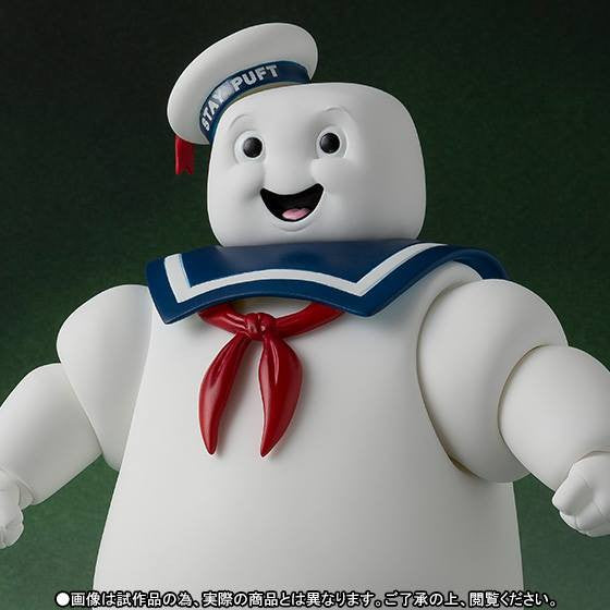 S.H.Figuarts - Ghostbusters - Stay Puft Marshmallow Man (TamashiiWeb Exclusive) - Marvelous Toys - 6