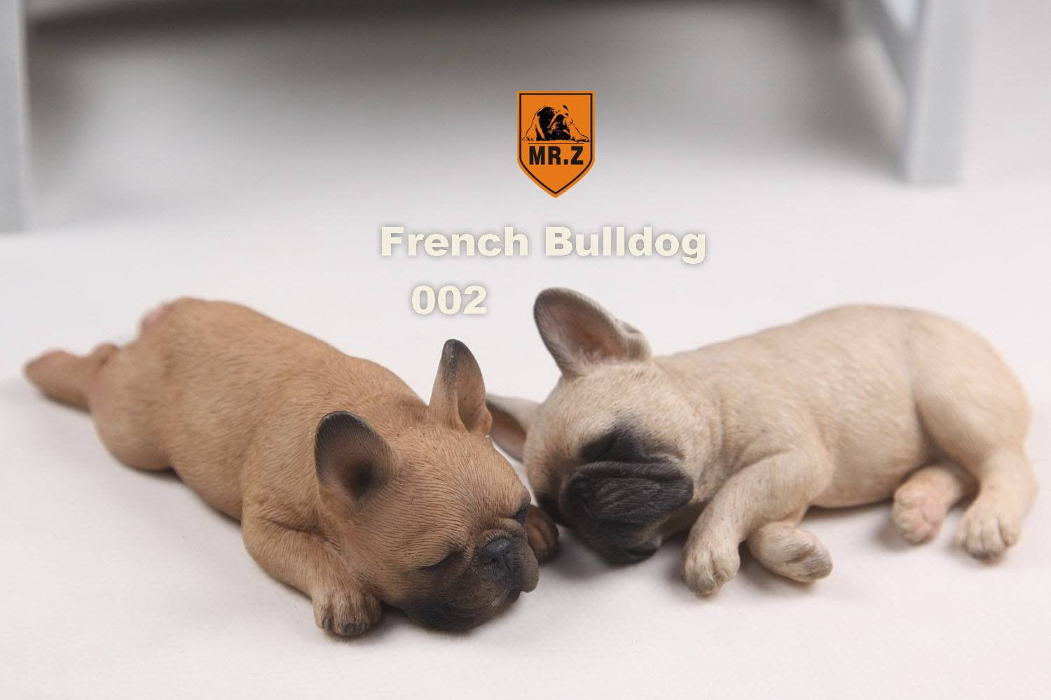 MR.Z - Real Animal Series No.9 - 1/6th Scale French Bulldog (Sleep Mode) 001-005 - Marvelous Toys - 8