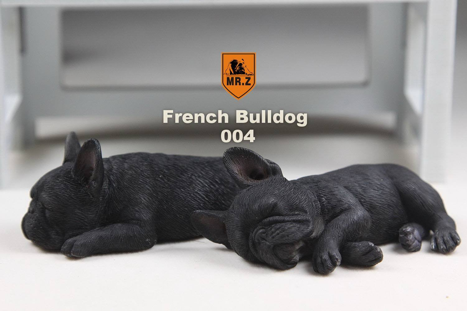 MR.Z - Real Animal Series No.9 - 1/6th Scale French Bulldog (Sleep Mode) 001-005 - Marvelous Toys - 19