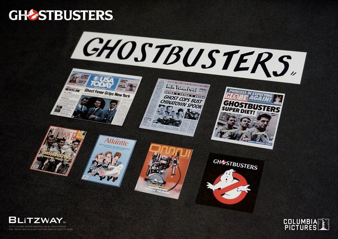 Blitzway - Ghostbusters 1984 Special Pack - Marvelous Toys - 17