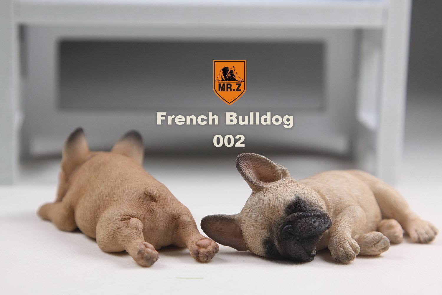 MR.Z - Real Animal Series No.9 - 1/6th Scale French Bulldog (Sleep Mode) 001-005 - Marvelous Toys - 7