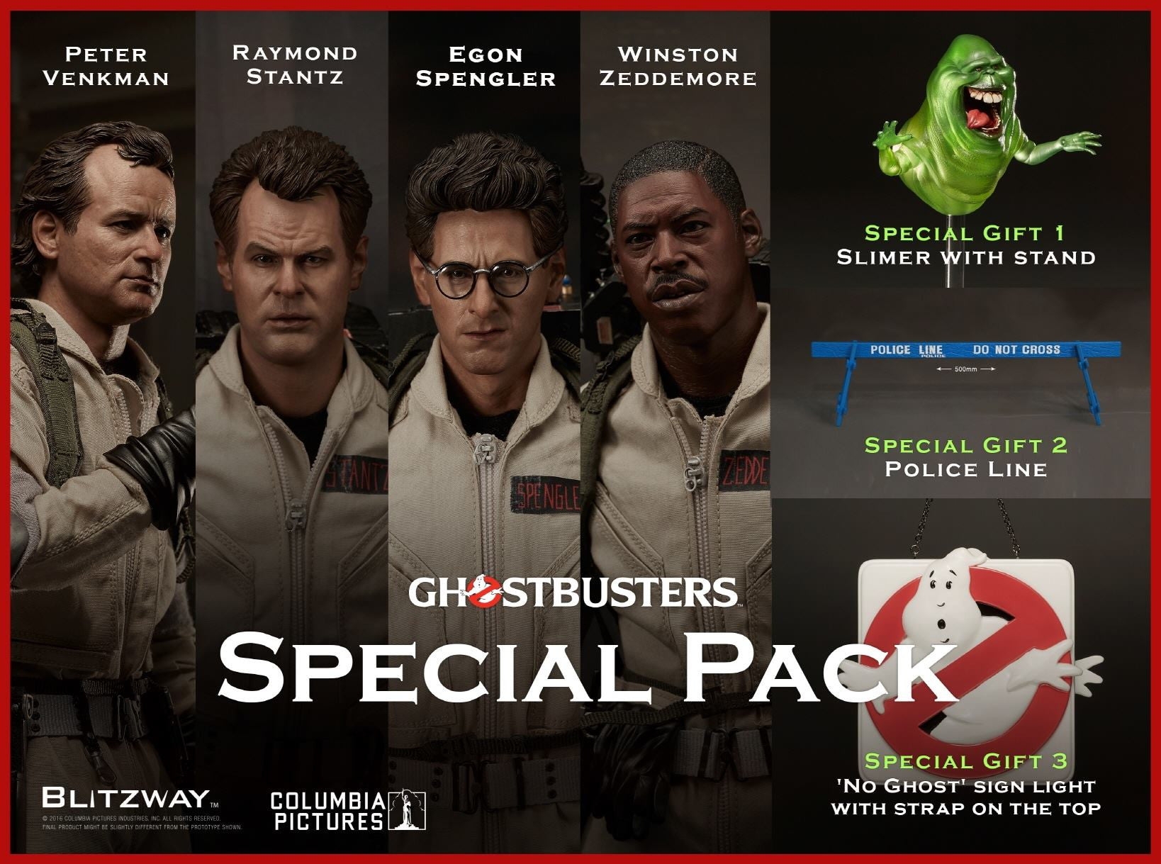 Blitzway - Ghostbusters 1984 Special Pack - Marvelous Toys - 2