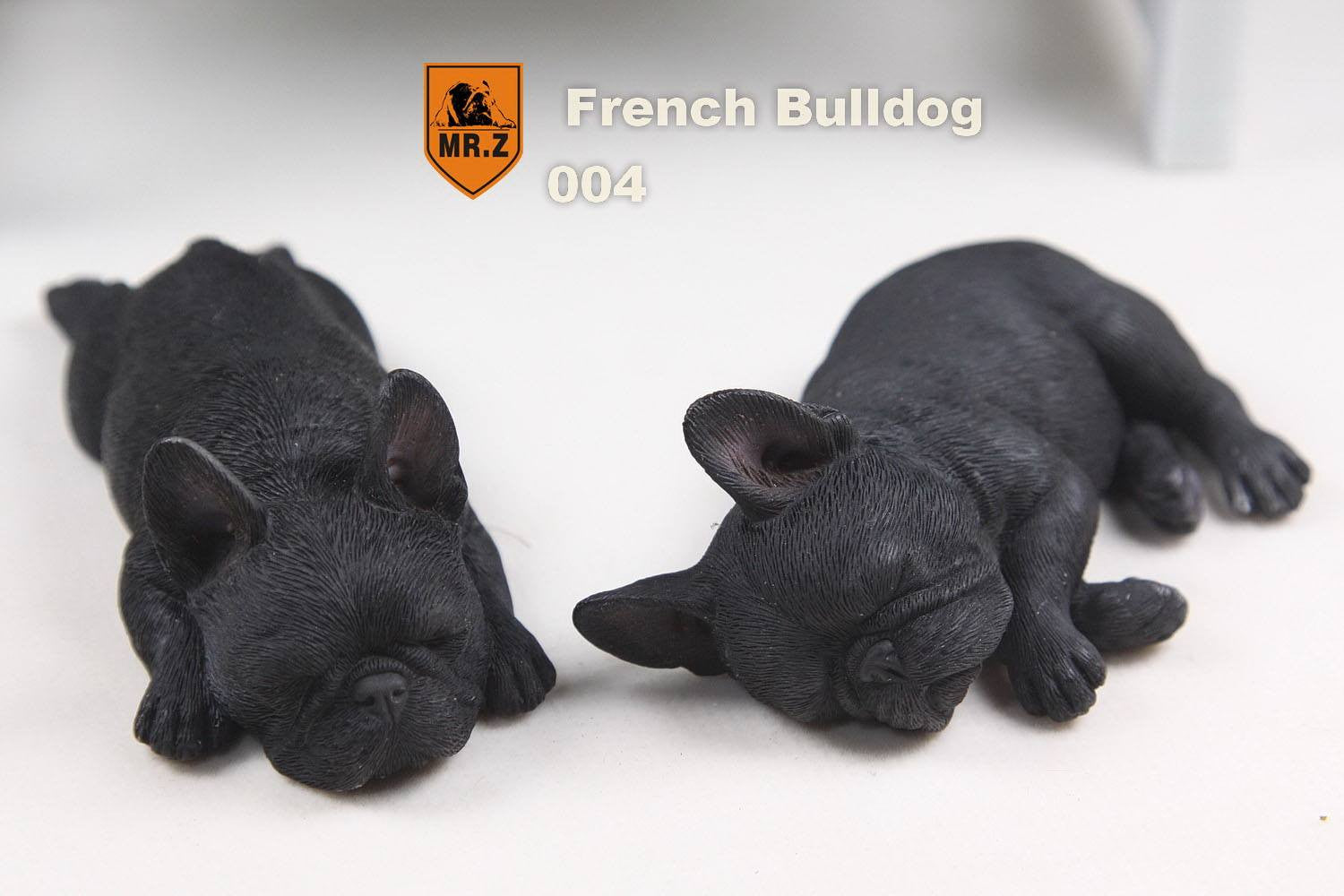 MR.Z - Real Animal Series No.9 - 1/6th Scale French Bulldog (Sleep Mode) 001-005 - Marvelous Toys - 20