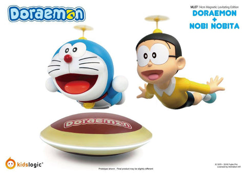 Kids Logic - ML-07 - Doraemon - Doraemon & Nobi Nobita - Marvelous Toys - 1