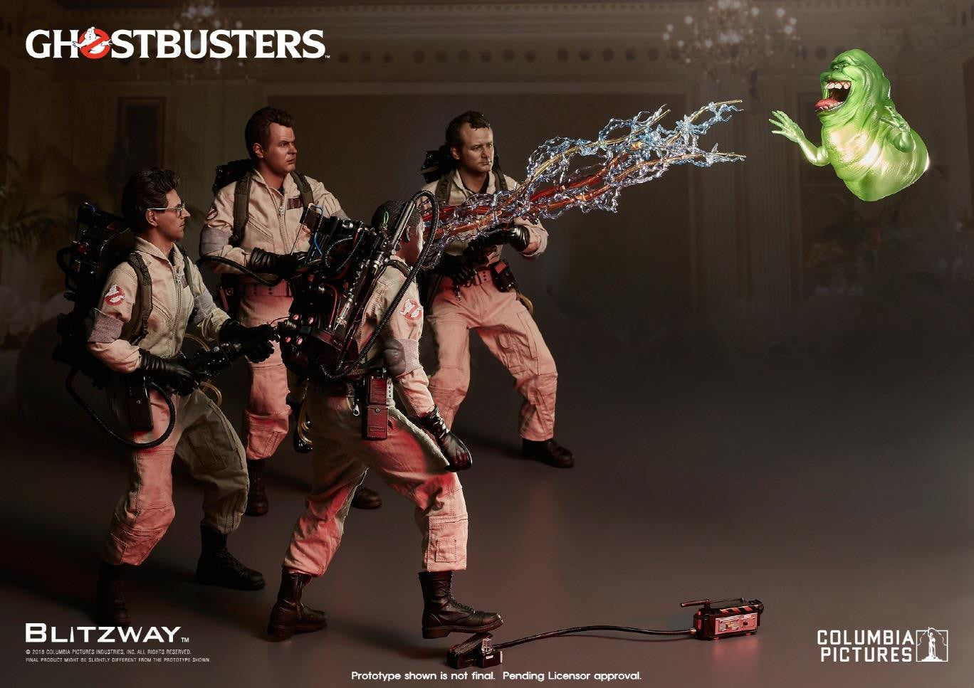 Blitzway - Ghostbusters 1984 Special Pack - Marvelous Toys - 1