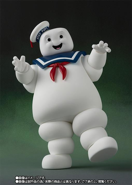 S.H.Figuarts - Ghostbusters - Stay Puft Marshmallow Man (TamashiiWeb Exclusive) - Marvelous Toys - 7