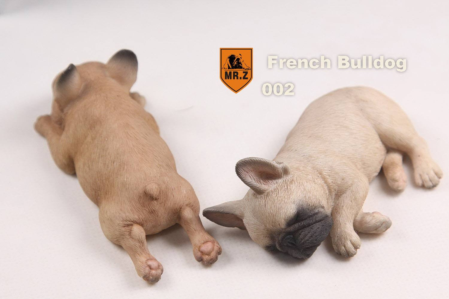 MR.Z - Real Animal Series No.9 - 1/6th Scale French Bulldog (Sleep Mode) 001-005 - Marvelous Toys - 9