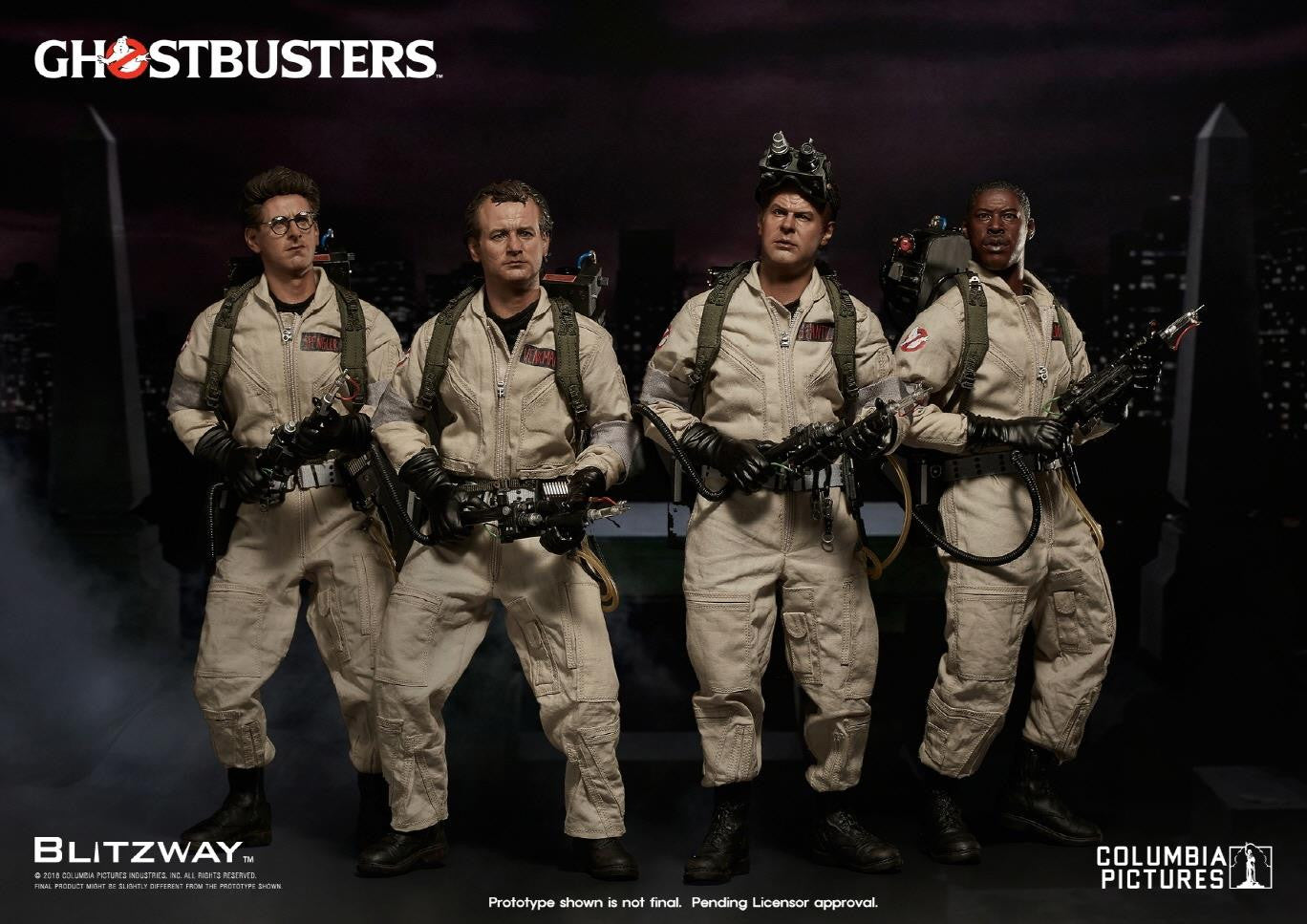 Blitzway - Ghostbusters 1984 Special Pack - Marvelous Toys - 7