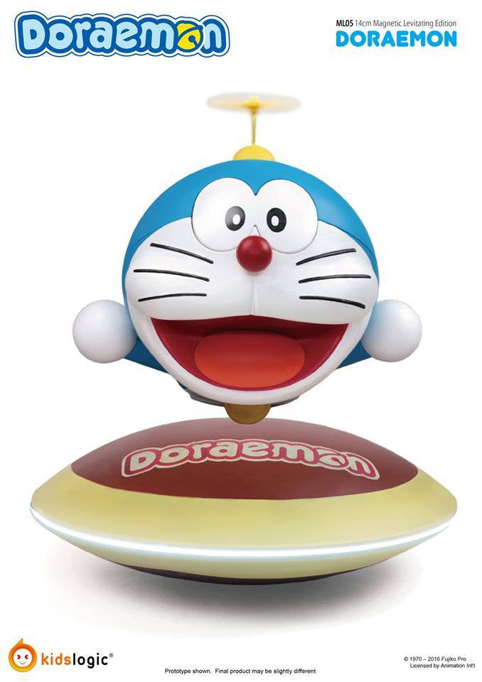 Kids Logic - ML-07 - Doraemon - Doraemon & Nobi Nobita - Marvelous Toys - 4