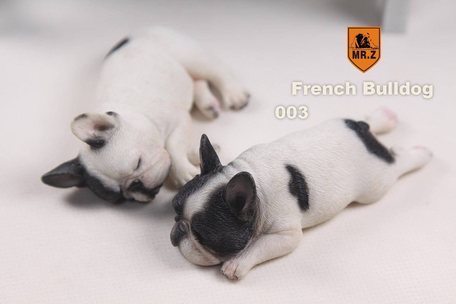 MR.Z - Real Animal Series No.9 - 1/6th Scale French Bulldog (Sleep Mode) 001-005 - Marvelous Toys - 15