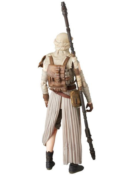 MAFEX No.036 - Star Wars: The Force Awakens - Rey (1/12 Scale) - Marvelous Toys - 7