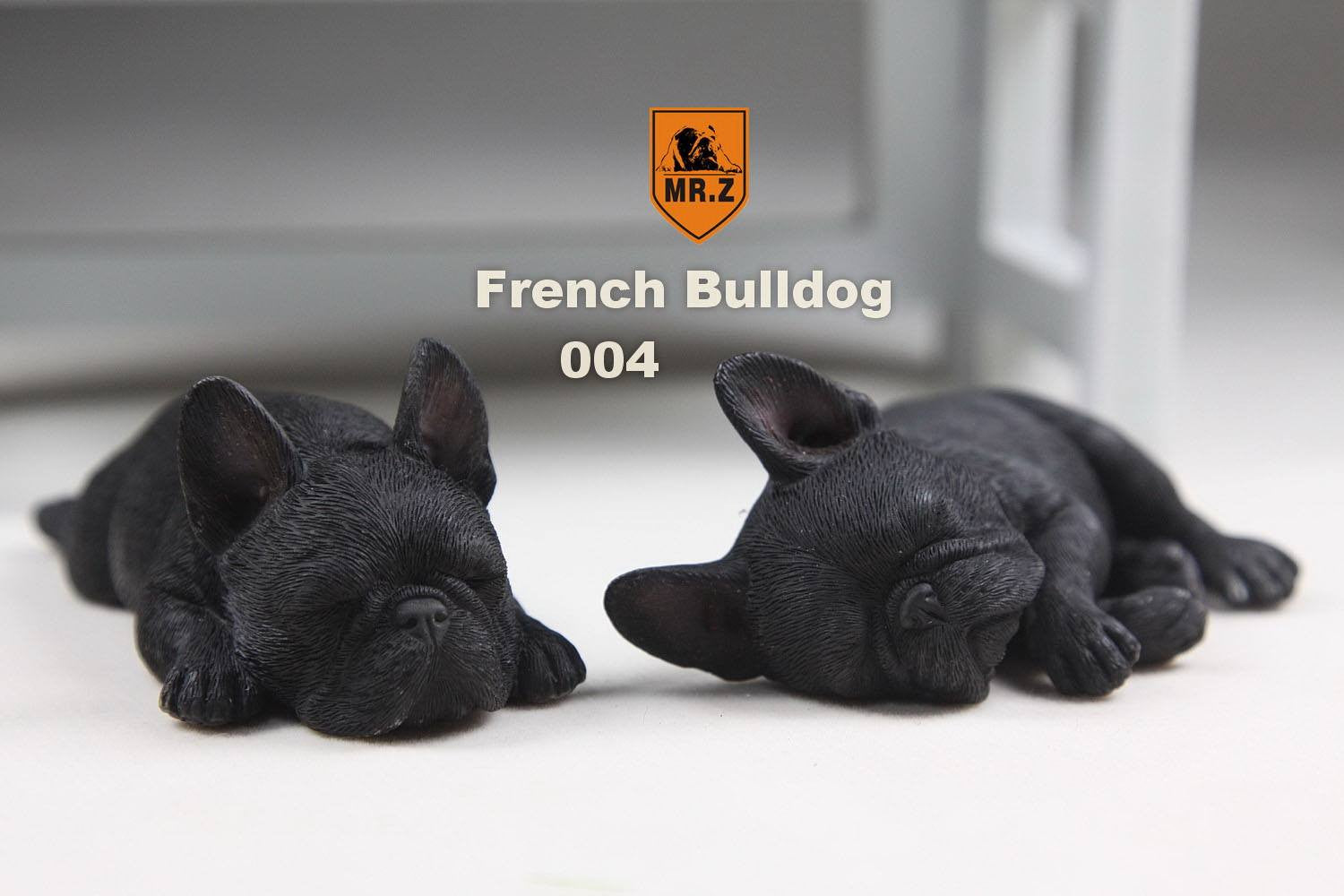 MR.Z - Real Animal Series No.9 - 1/6th Scale French Bulldog (Sleep Mode) 001-005 - Marvelous Toys - 21