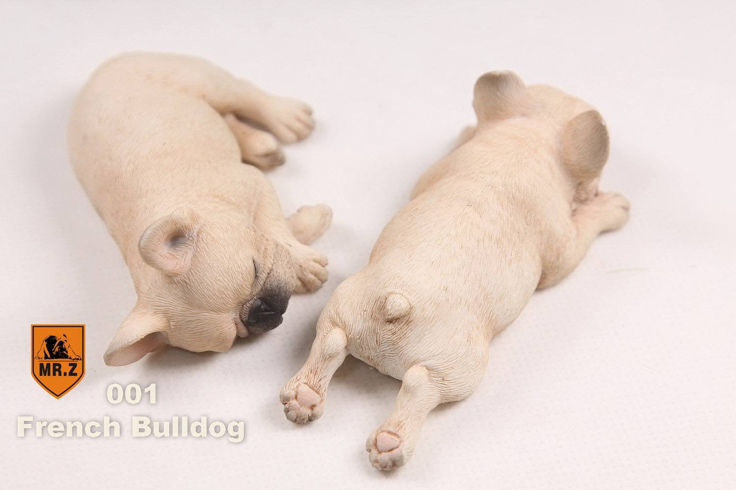 MR.Z - Real Animal Series No.9 - 1/6th Scale French Bulldog (Sleep Mode) 001-005 - Marvelous Toys - 6