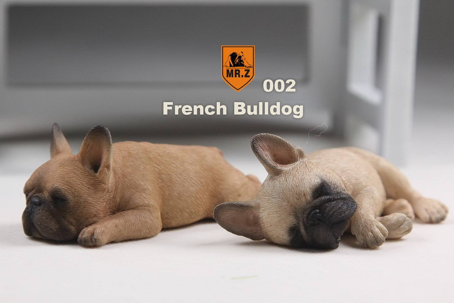 MR.Z - Real Animal Series No.9 - 1/6th Scale French Bulldog (Sleep Mode) 001-005 - Marvelous Toys - 11