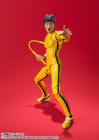 S.H.Figuarts - Bruce Lee (Yellow Track Suit) - Marvelous Toys - 1
