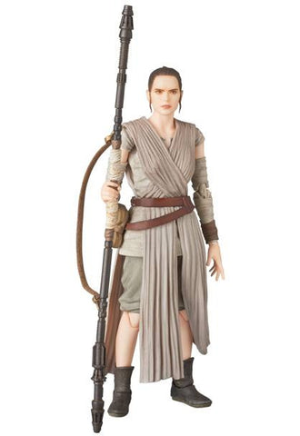MAFEX No.036 - Star Wars: The Force Awakens - Rey (1/12 Scale) - Marvelous Toys - 1