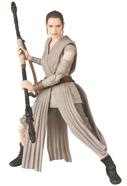 MAFEX No.036 - Star Wars: The Force Awakens - Rey (1/12 Scale) - Marvelous Toys - 8