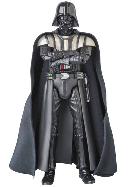MAFEX No.037 - Star Wars: Revenge of The Sith - Darth Vader (1/12 Scale) - Marvelous Toys - 5