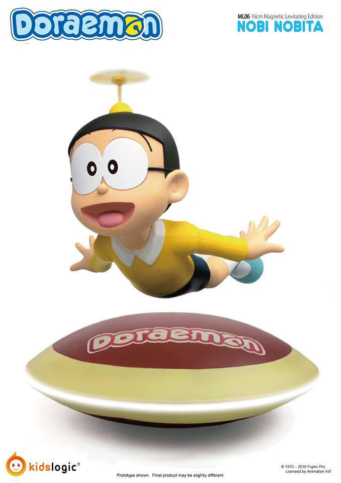 Kids Logic - ML-07 - Doraemon - Doraemon & Nobi Nobita - Marvelous Toys - 3